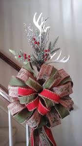 13 best luxury tree topper bows images on pinterest christmas
