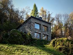 small modern mountain cabin plans escortsea
