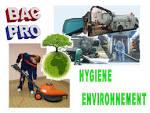 <b>Hygiène Environnement</b>.