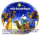 Dia Del Reyes - Mensajes, Tarjetas y Imágenes con Dia Del Reyes ...