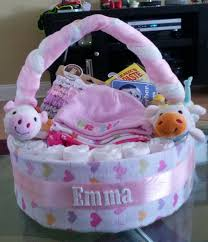 diaper basket stinkin u0027 cute awesome pinterest diapers