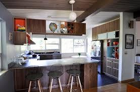 blue ridge mid century modern kitchen fivedot design build blue ridge mid century modern kitchen previous next