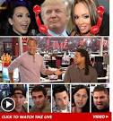 TMZ Live: Kim Kardashian & Kanye West — Nude Photo Prank and
