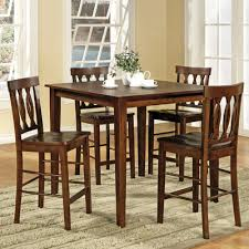 Steve Silver Dining Room Furniture Steve Silver Furniture Richmond 5 Piece Counter Height Dining Set