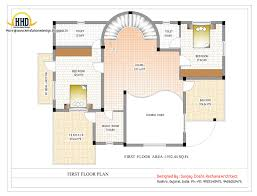 duplex house plan elevation kerala home design architecture