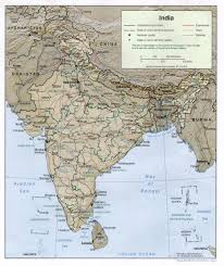 Ancient India Map by India Maps