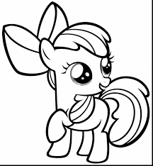 beautiful my little pony coloring pages printable with my little