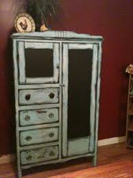Best Armoires  TV CabinetsRepurposed Images On Pinterest - Dining room armoire
