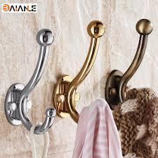 Brass Home Decor by Online Get Cheap Brass Coat Hook Aliexpress Com Alibaba Group