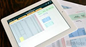Ipad Spreadsheet Iwork Vs Documents To Go Vs Quickoffice Pro Hd Mobile Office