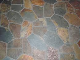 slate flooring random slate tile with heated floor home