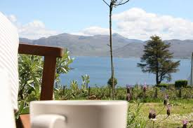 Luxury Cottage Rental by Skye White House Cosy Coastal Self Catering Holiday Cottage