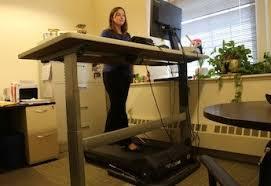 researchers test treadmills at work umass lowell