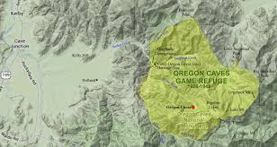 Maps Oregon by Section 3 U2013 Oregon Caves Road Guide Highway 199