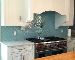 Tile For Backsplash In Kitchen Vapor Arabesque Glass Tile Glass Tile Kitchen Backsplash