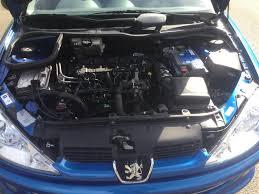 sale peugeot peugeot 206 hatchback 2 0 hdi sport 3d dac cc for sale parkers