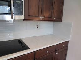 White Subway Tile Backsplash Ideas by Ecellent Amber Subway Tile Backsplash As Brown Glass Backsplash