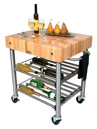 john boos butcher block steel cart d u0027amico carts