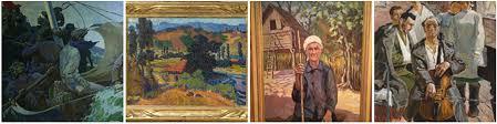 Building Bridges  Exploring Georgina Art and Politics     Utah Valley University Georgian Art   Essay Contest