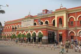 Asansol Junction railway station