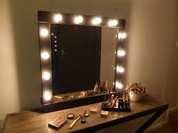 lighted mirror vanity ideas u2014 home and space decor