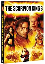 The Scorpion King 3: Battle for Redemption