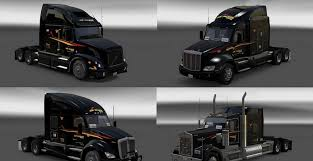 680 volvo truck jim palmer truck skin pack mod american truck simulator mod