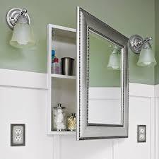 Mirrored Medicine Cabinet Doors by Best 25 Medicine Cabinet Redo Ideas On Pinterest Medicine