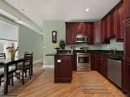 kitchen wall colors with dark cabinets kitchen color schemes