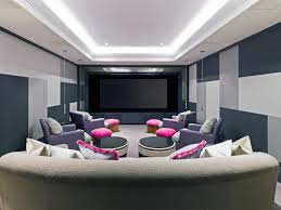 movie theater home basement home theaters and media rooms pictures tips u0026 ideas hgtv