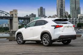 lexus lx470 crossover price in india 2015 lexus nx 200t nx 300h first drive motor trend