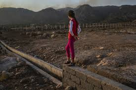 ISIS Enshrines a Theology of Rape   The New York Times The New York Times A    year old girl in the Kurdistan region of northern Iraq  Credit Mauricio Lima for The New York Times