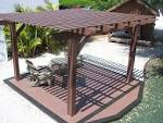 Lifetime Lumber Composite Pergola Kits