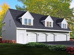 Garage Floor Plans Free Brick Faced Two Car Garage With Loft Planfree Floor Plans Free