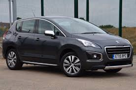 sale peugeot used 2015 peugeot 3008 blue hdi s s active for sale in essex
