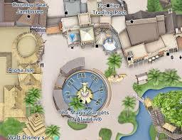 Disney Magic Floor Plan Walt Disney World Character Meet And Greet Guide Magic Kingdom