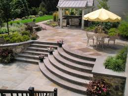 Backyard Cement Patio Ideas by Designs For Backyard Patios Concrete Patio Floor Photos And Design