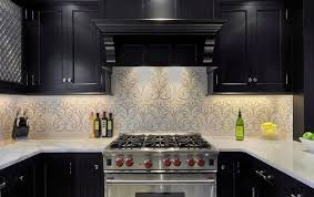 Wallpaper In Kitchen Ideas Modern Wallpaper For Small Kitchens Beautiful Kitchen Design And