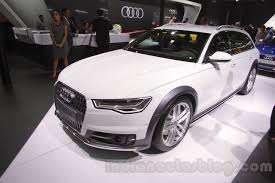 Audi 6 Series Price Audi India To Launch Over 10 New Models In 2016 Iab Report