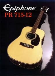 PR Series   The Unofficial Epiphone Wiki