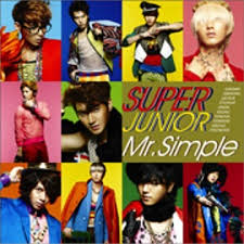 Super Junior MR SIMPLE  Track list