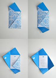 folded invitation fold design u2026 pinteres u2026