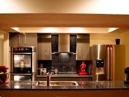 Used Kitchen Island Wood Black Kitchen Cabinets Marble Countertop Under Wood Kitchen