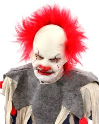 funny bones clown halloween mask zagone studios