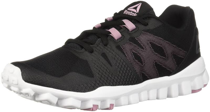 Reebok Realflex Train 5.0 Black Cross Training Shoes