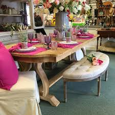 vignette design shopping for dining room tables