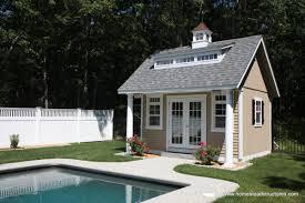 Cabana House Plans by Pool Houses Cabanas Pool Sheds U0026 Pool Side Bars Homestead