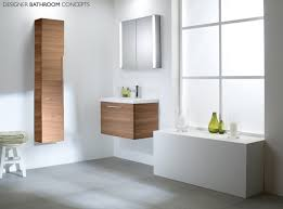 Modern Walnut Bathroom Vanity by Designer Bathroom Furniture Pleasing Modern Bathroom Vanity