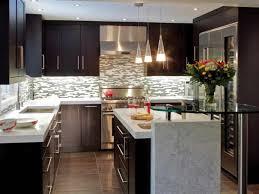 kitchen design photos white mosaic tile backsplash light brown combine white mosaic tile kitchen backsplash modern triangle cone pendant lamps solid