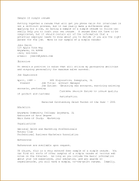 example of federal government resume examples of a simple resume resume examples and free resume builder examples of a simple resume examples of resumes sample of simple resume sample resumes inside simple